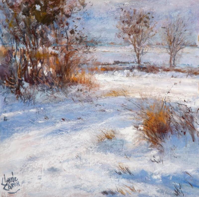 Claude Carvin - Lumière d'hiver