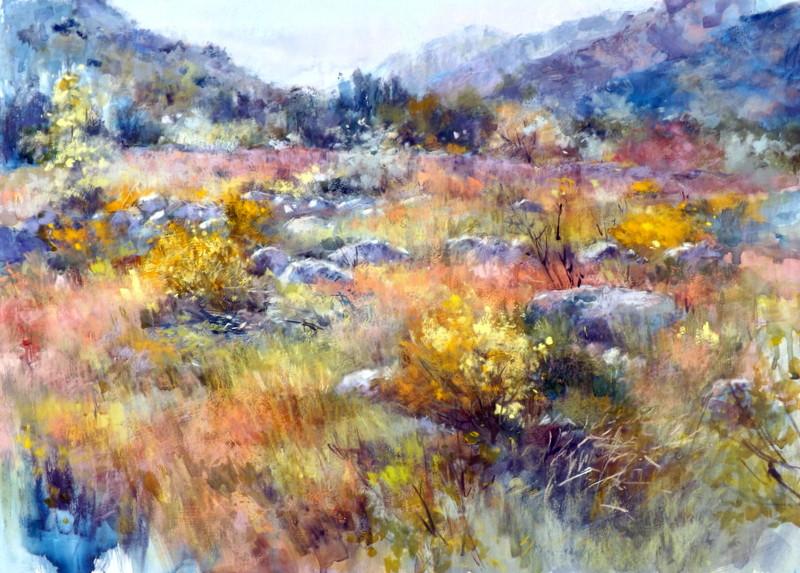 Claude Carvin - Un air de printemps