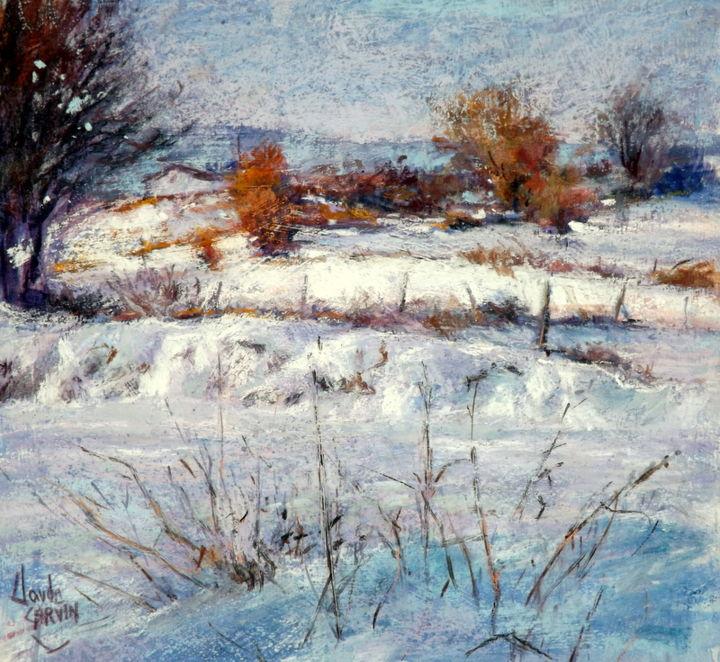 Claude Carvin - Le souffle de l'hiver