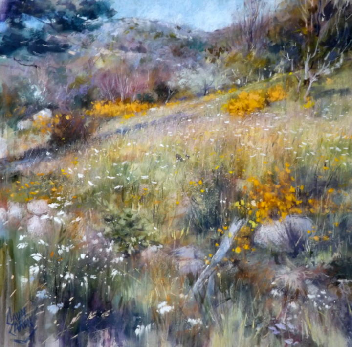 Claude Carvin - La prairie